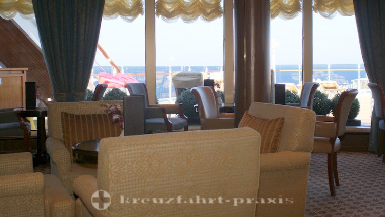 Cunard - Queen Victoria - Grill Lounge