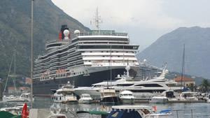 Queen Victoria in Kotor / Montenegro