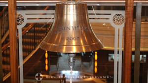 The ship's bell