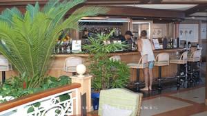 Winder Garden Café counter