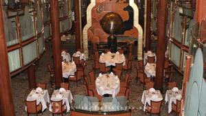 Britannia Restaurant - Lower Level