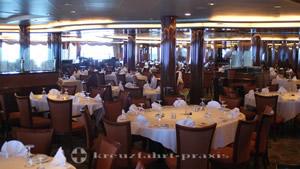 Britannia Restaurant - lower level tables