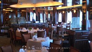 Queen Victoria - Britannia Restaurant - Lower Level