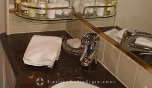 Queen Victoria - bathroom
