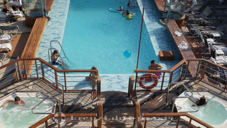Queen Victoria Cunard Kreuzfahrtschiff