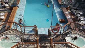 Pavilion pool