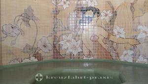 Steam bath in the SPA