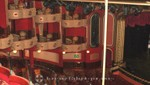 Cunard - Queen Victoria - Royal Court Theater - boxes