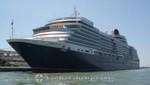 Cunard - Queen Victoria in Venice