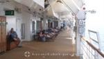 Cunard - Queen Victoria - Promenade Deck