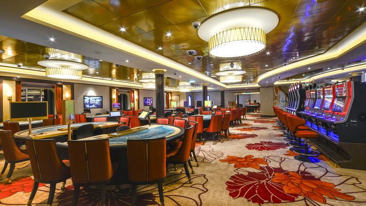 Genting Dream - Das Casino