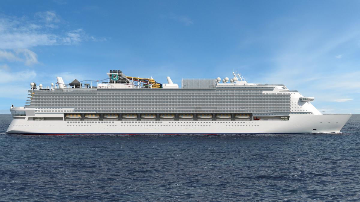 Genting Hongkong - Global Class-Schiff