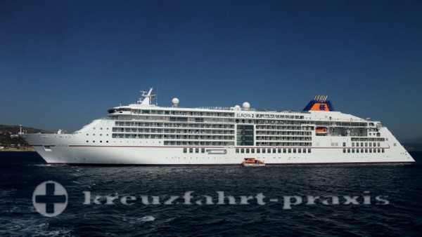 EUROPA 2 vor Samos