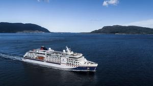 HANSEATIC inspiration – jüngstes Flottenmitglied der Hapag-Lloyd Cruises getauft