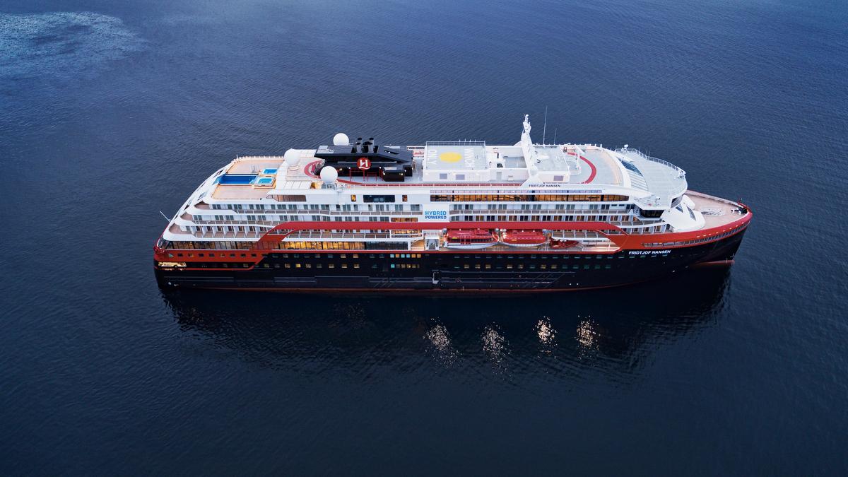 Hurtigruten startet im Juni mit Norwegenreisen ab Hamburg