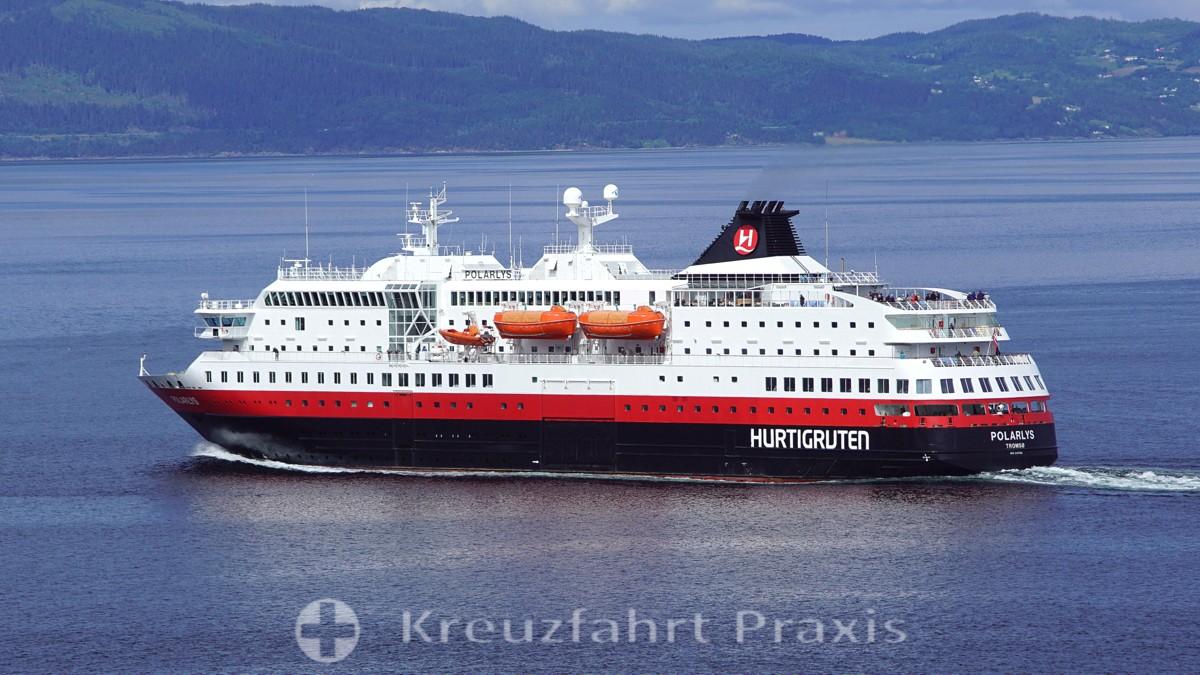 Hurtigruten-Schiffe: Liquidität bis 2021 gesichert