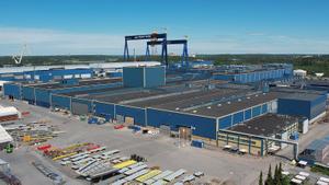 Meyer Turku shipyard builds cruise ship for Royal Caribbean