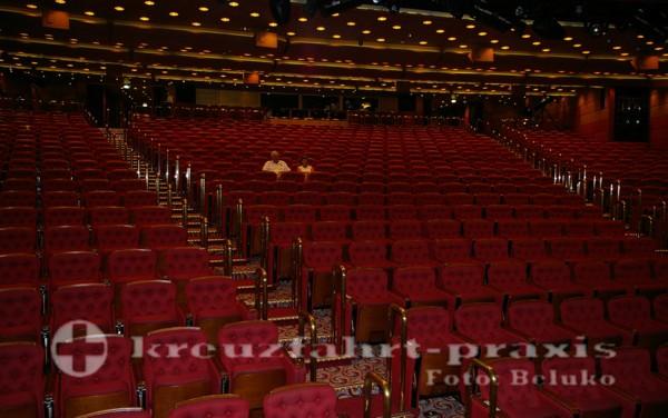 Island Princess - Theater