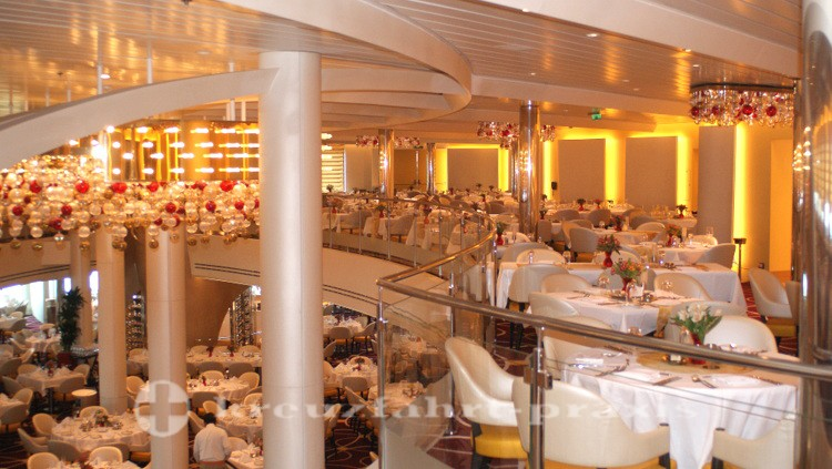 MS Koningsdam - Dining Room