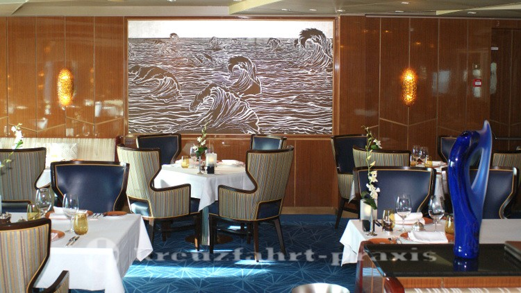 MS Koningsdam - Pinnacle Grill Restaurant