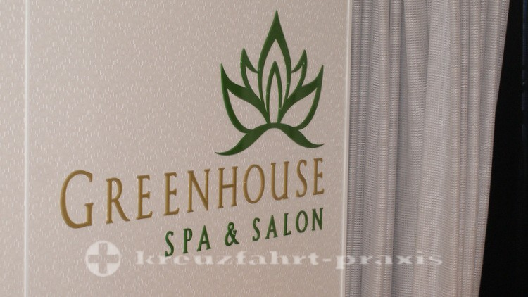 MS Koningsdam - Greenhouse Spa & Salon