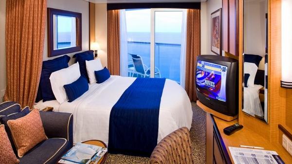 Legend of the Seas - balcony cabin