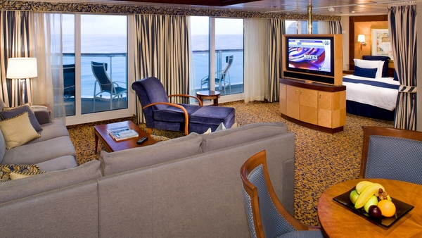 Legend of the Seas - Owner's Suite