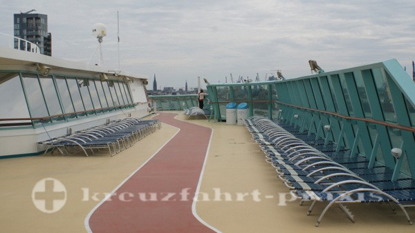 Legend of the Seas - Jogging Track