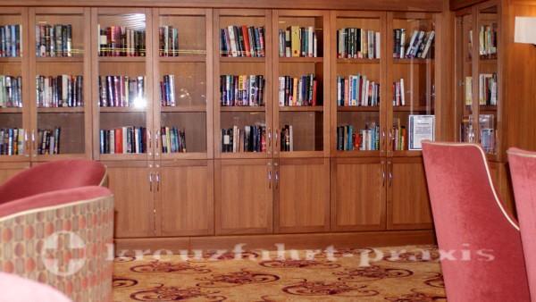 Legend of the Seas - Bibliothek