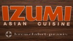 Legend of the Seas - Izumi Asian Cuisine