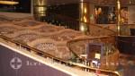 Legend of the Seas - Reservierte Sitzbereiche im Theater