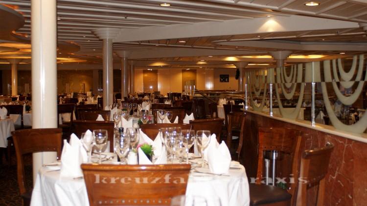 MS Magellan - Waldorf Restaurant