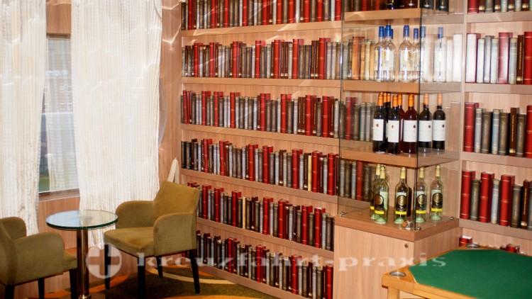 Magellan - Livingstone Bibliothek