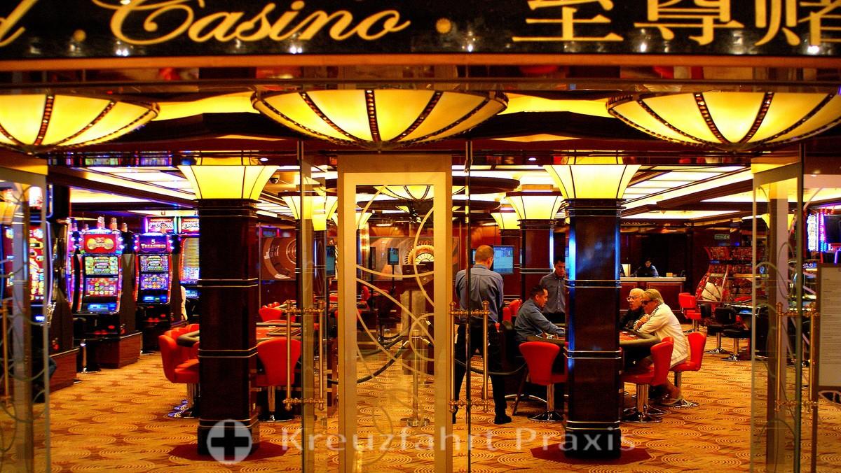 princess cruises majestic princess grand casino