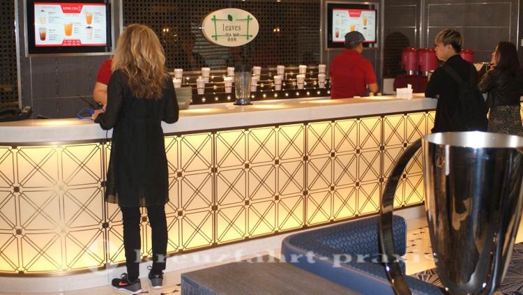 Leaves Tea Bar
