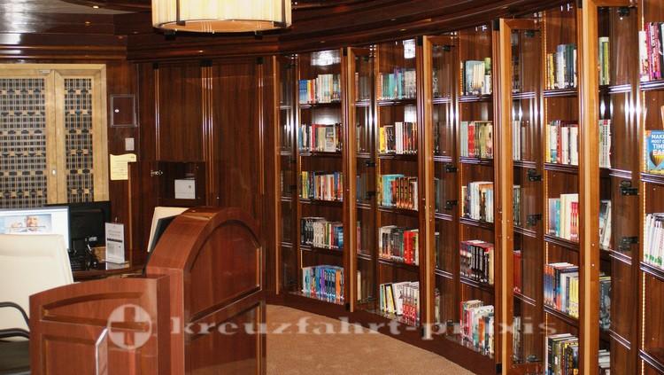 Bibliothek & Internet Café