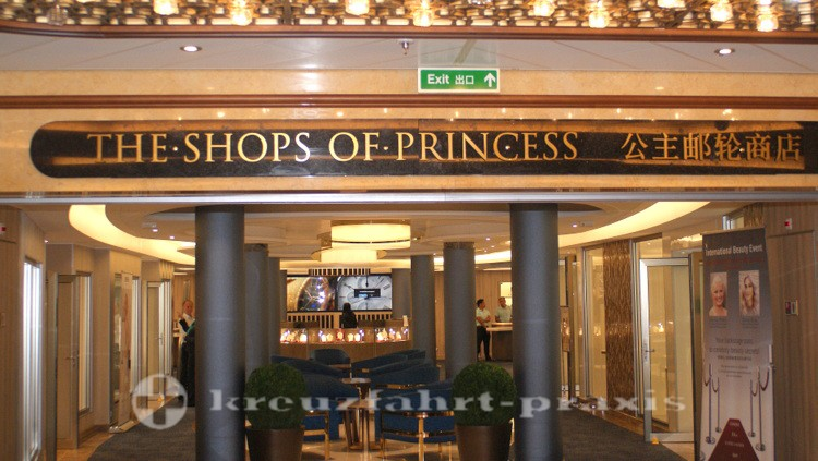 The Shops of Princess