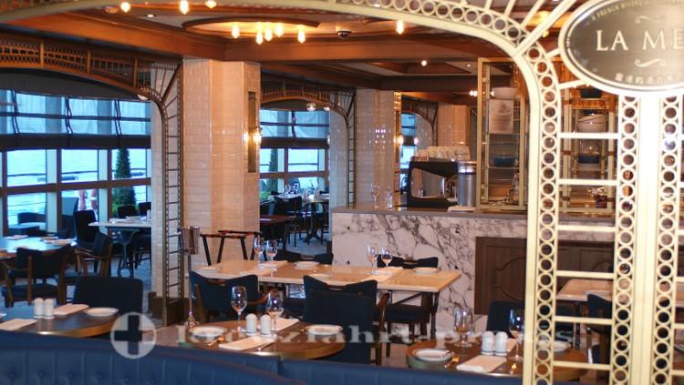 Majestic Princess - La Mer Restaurant