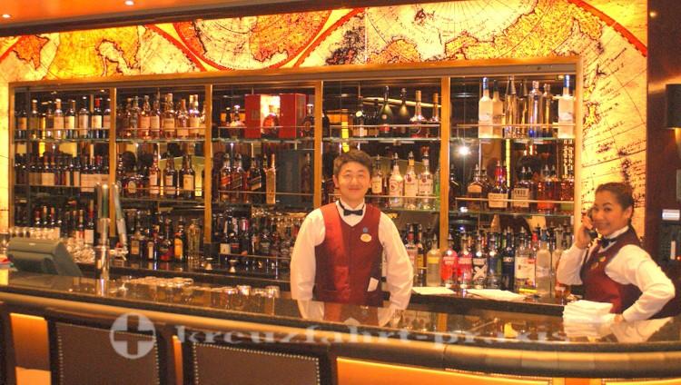 Majestic Princess - Crown Grill Bar