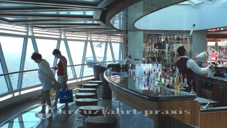 Majestic Princess - Sea View Bar