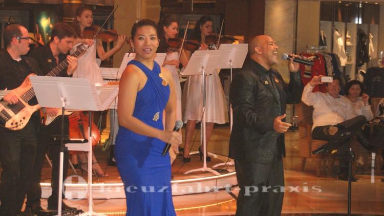 Majestic Princess - Musical entertainment