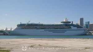 Royal Caribbean repels Empress and Majesty of the Seas