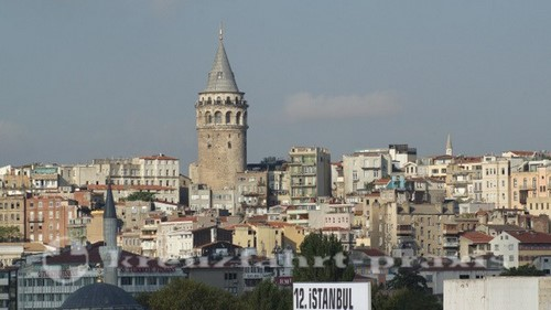 Mariner of the Seas - Galata Tower