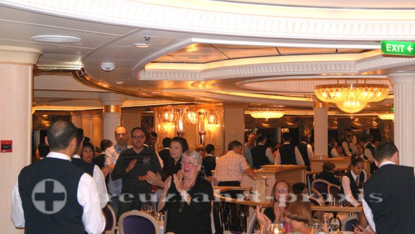 Mariner of the Seas - Hauptrestaurant