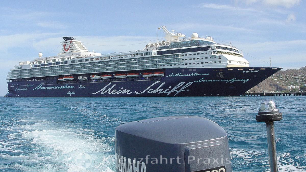Mein Schiff 1 - St. George's / Grenada