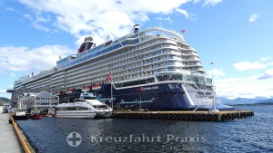 TUI Cruises slowed down - Schleswig Holstein stops blue trips