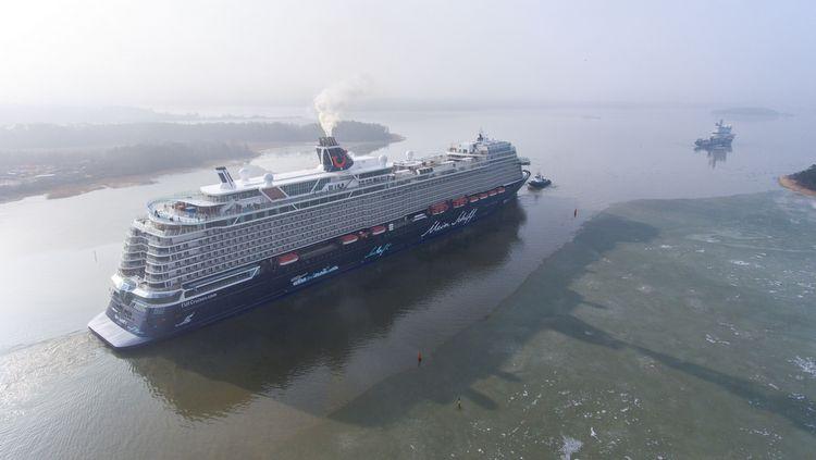 Die neue Mein Schiff 1