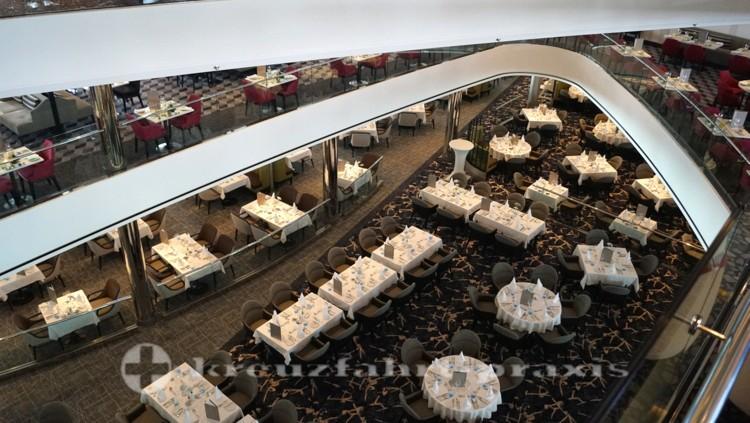Die beiden Atlantik Restaurants