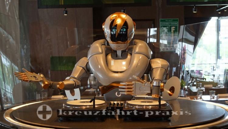 Mein Schiff 1 DJ Rob