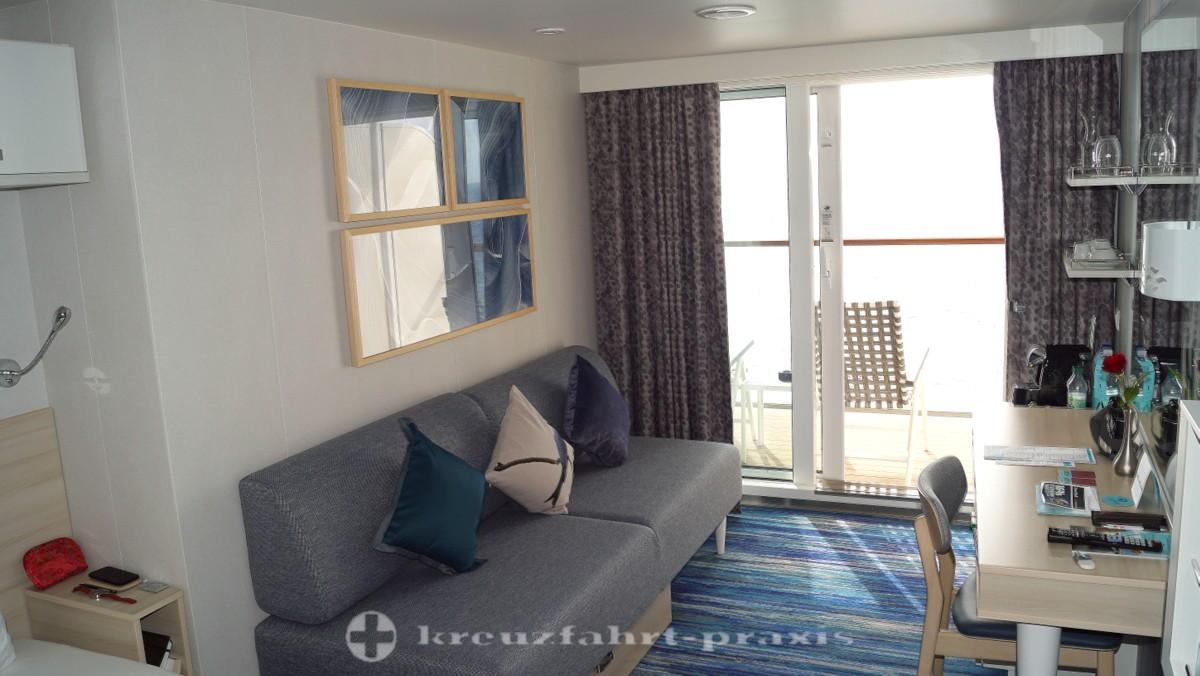 New Mein Schiff 2 - balcony cabin 9083